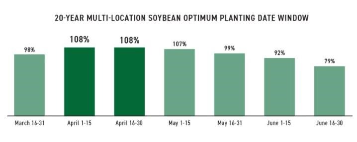 Best Time to Plant Soybeans
