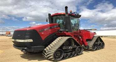 Case IH tractor takes top spot in BigIron auction