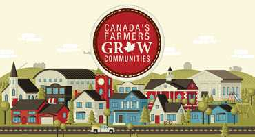 Monsanto and 18 Alberta producers support local community groups