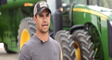 Ontario producer highlights his family's transition to new tech at Precision Agriculture Conference