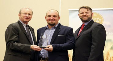 National Wheat Foundation adds quality analysis to its 2018 yield contest