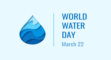Ag celebrates H2O on World Water Day
