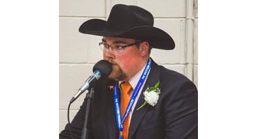 Alberta auctioneer wins international prize