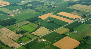 Farm real estate holding steady