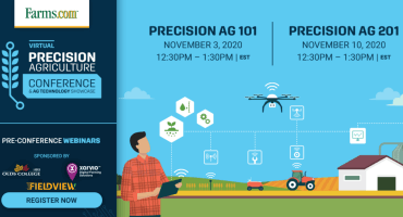 Precision Ag benefits and challenges