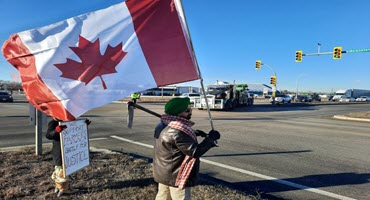 Canadians support Indian farmers