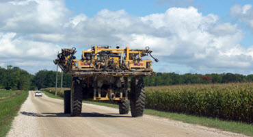 Equipment safety tips for planting season