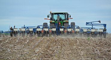 Soybean planting begins in the U.S.