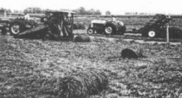 The History of the Development of the Large Round Bale