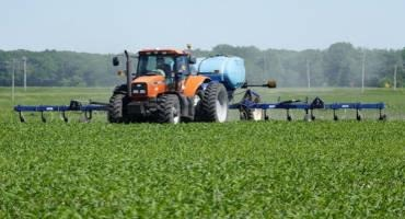 The Time to Sidedress Nitrogen is Now