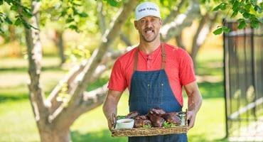 Cdn. turkey ready for grilling season