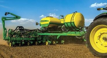 Growing more crops with less fertilizer