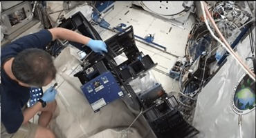 Guelph researcher puts barley in space