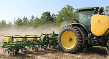 Spring Weather Delays Cotton Planting
