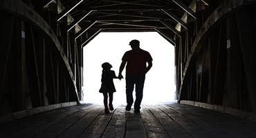 U.S. farm dads talk fatherhood before Father's Day
