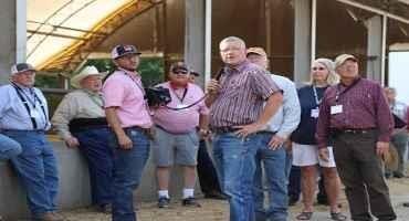 Federation Beef Producers Tour South Dakota Farms