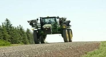 High Temperatures Mean Higher Risk of Spray Drift