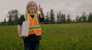 BASF launches kids farm safety program