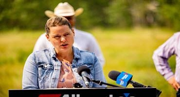 Alberta NDP demands support for farmers
