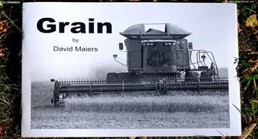 Man. author writes book about the grain industry