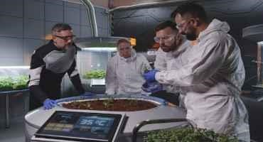 Scientists Identify Biotech Techniques to Improve Space Agriculture