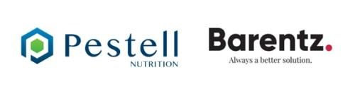 Pestell and Barentz logo