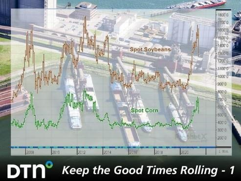 Keep the Good Times Rolling – 1