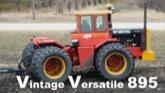 Vintage Versatile 895 Seeding Wheat ...