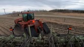 Orthman Strip Till Unit in Action