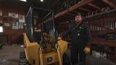 Skid Steer Returns to Former Glory   Manternach 4L Farms