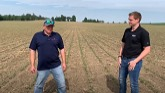 Crop Assessment Tour featuring Justi...