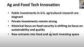 Ag and Food Tech Innovation - Pork S...