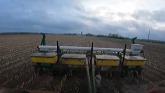 Twin Row Strip Till Soybean Trial