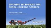 Dr. Tom Wolf - Spraying techniques f...