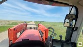 Cutting Hay with The X7