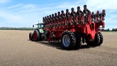 Fendt 939 Tractor and a Horsch Maestro SV 24 row 60ft planter