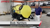 300 Gallon Rear Mount Sprayer Features and Benefits