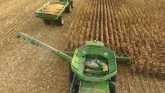 Power Line Safety for Harvest