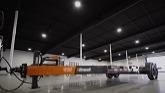 Brandt Utility Trailer | UBT822 Tilt Deck Trailer Walkaround