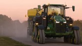 How to Operate ExactRate™ Tractor Tanks | John Deere 8RX Tractors with ExactRate™ Tractor Tanks