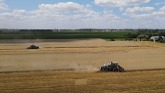 JJNS Farms - Wheat Harvest 2021 - Day 4 - Video 1 - Seeing what we can get out of our Gleaners