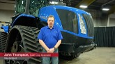 New Holland Tractor (Presentation & Walk Through) - T9