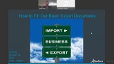 How to Fill Out Basic Export Documents