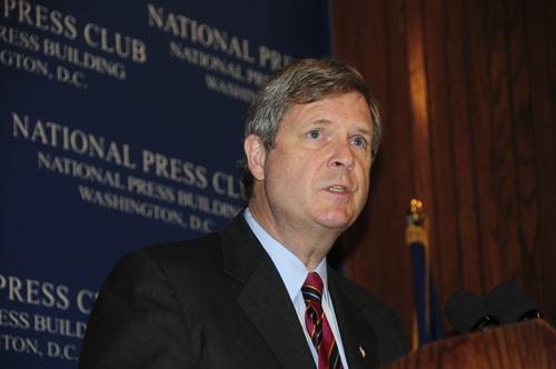 Secretary of Agriculture Tom Vilsack