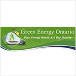 Green Energy Ontario Logo