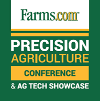 Farms.com Precision Agriculture Conference and Ag Technology Showcase Logo