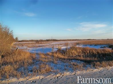 Pasture Land for Sale, Dauphin, Manitoba