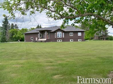 Acreage for Sale, Dauphin, Manitoba