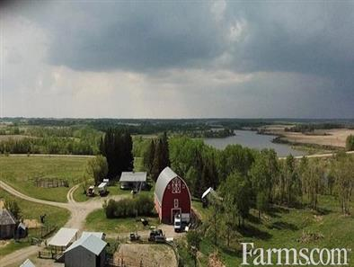 Ranch / Pasture Farm for Sale, Russell, Manitoba