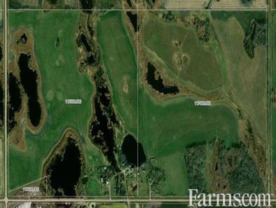 Cash Crop Farmland for Sale, Oakburn, Manitoba